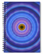 Life Light - Abstract Art By Sharon Cummings Spiral Notebook