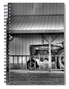 Life On The Farm Spiral Notebook