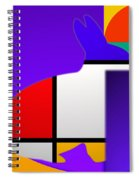 Life Science Spiral Notebook