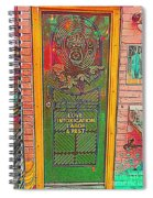 Life Should Be Painted Spiral Notebook