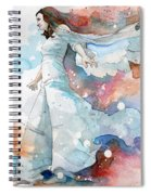 Life The Universe And Everything Spiral Notebook