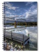 Lifeblood Spiral Notebook