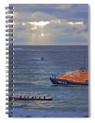 Lifeboats And A Gig Spiral Notebook