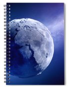 Lifeless Earth Spiral Notebook