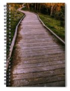 Life's Journey Spiral Notebook