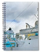 Lifesavers Spiral Notebook