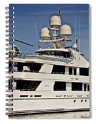 Lifestyle Of The Super Rich Spiral Notebook