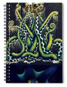 Lift Me Up Spiral Notebook
