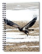 Lift Off Spiral Notebook