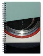 Lift Up Your Skirt Spiral Notebook
