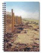 Lifting Fog Spiral Notebook