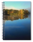 Lifting Fog Spiral Notebook