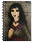 Ligeia Spiral Notebook