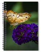 Light Beneath My Wings  Spiral Notebook