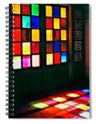 Light Entrance Spiral Notebook