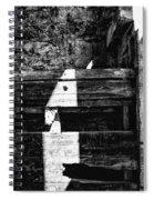 Light Finds A Way Spiral Notebook