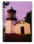 Light House Spiral Notebook