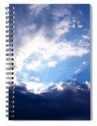 Light IIi Spiral Notebook