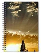 Light My Way Spiral Notebook