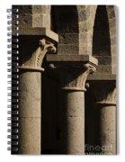 Light N Shadow Spiral Notebook