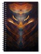 Light Of My Soul Spiral Notebook