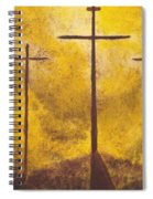 Light Of Salvation Spiral Notebook