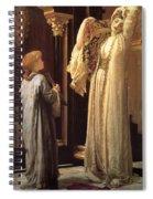 Light Of The Harem Spiral Notebook