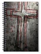 Light Of Truth Spiral Notebook