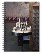 Light One Candle Spiral Notebook