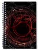 Light Painting 4 Spiral Notebook