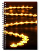 Light Path Spiral Notebook