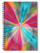 Light Spectrum 1 Spiral Notebook