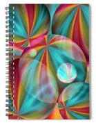 Light Spectrum 2 Spiral Notebook
