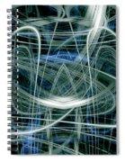 Light Trails 7 Spiral Notebook