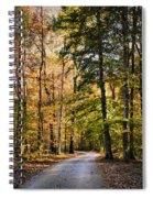 Light Your Way Spiral Notebook