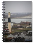 Lighthouse - Atlantic City Spiral Notebook
