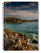 Lighthouse Bay Spiral Notebook