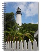 A Sailoirs Guide On The Florida Keys Spiral Notebook
