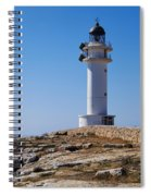 Lighthouse On Cap De Barbaria On Formentera Spiral Notebook