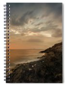 Lighthouse On The Coast, Ardnamurchan Spiral Notebook