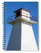 Lighthouse Pei Spiral Notebook