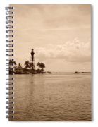 Lighthouse Point Spiral Notebook
