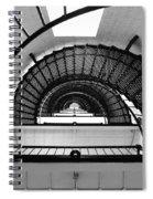 Lighthouse Spiral Spiral Notebook