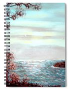 Lighthousekeepers Home Spiral Notebook