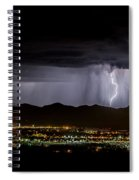 Lightning 1 Spiral Notebook