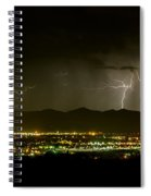 Lightning 2 Spiral Notebook