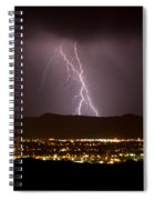 Lightning 5 Spiral Notebook