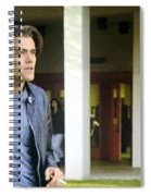 Lights Start Changing Spiral Notebook