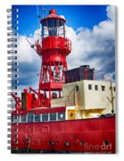 Lightship Lv15 Trinity Spiral Notebook