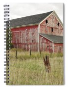 Ligonier Barn Spiral Notebook